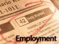 Nonfarm payroll Employment Up 175,000 in February